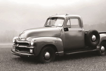 1954 Chevy Pick-Up by Lori Deiter art print