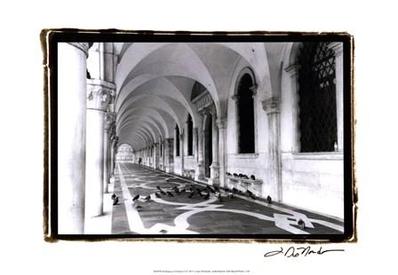Archways of Venice I by Laura Denardo art print