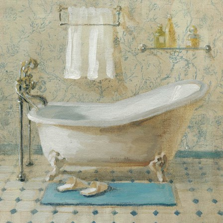 Victorian Bath III by Danhui Nai art print