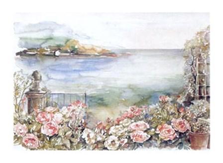 Landschappen IV by Coraline Boomsma art print