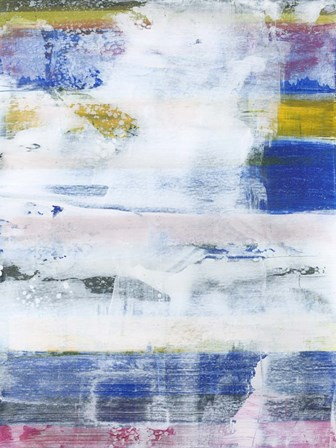 White Wash I by Jodi Fuchs art print