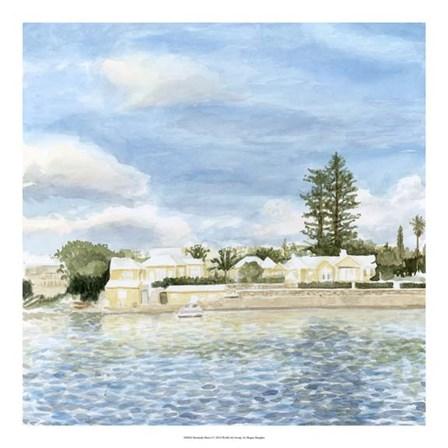 Bermuda Shore I by Megan Meagher art print