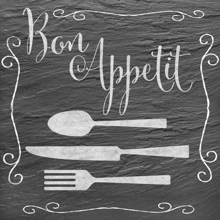 Bon Appetit by Andrea Haase art print