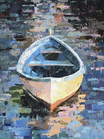 Boat XVIII by Kim McAninch art print