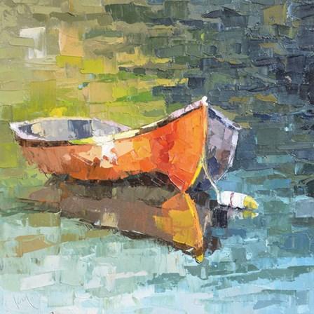 Boat XII by Kim McAninch art print