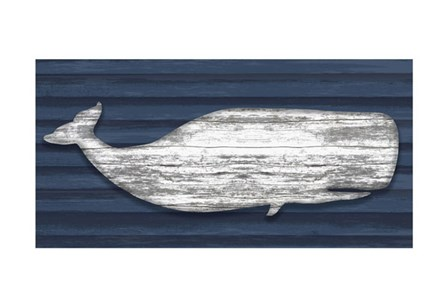 Weathered Whale by Sparx Studio art print