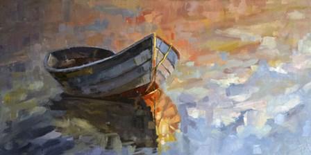 Boat XXIII by Kim McAninch art print