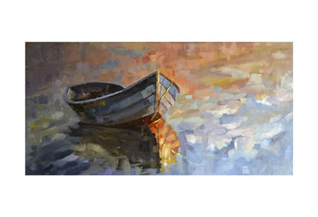 Boat XXIII by Kim McAninch art print