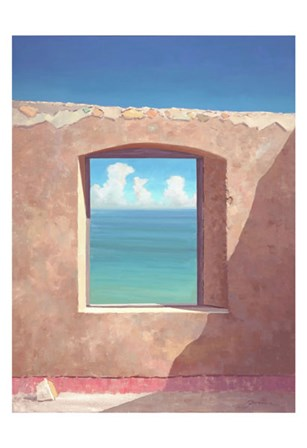 Outside Looking Out by Charles Fenner Ball art print