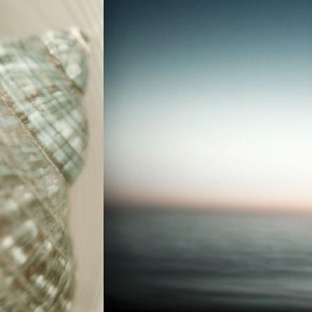 Serenity Shores I by Sidney Aver art print