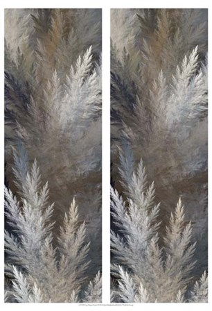 2-Up Pampas Panels I by James Burghardt art print