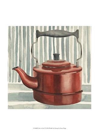 Cafe au Lait I by Grace Popp art print