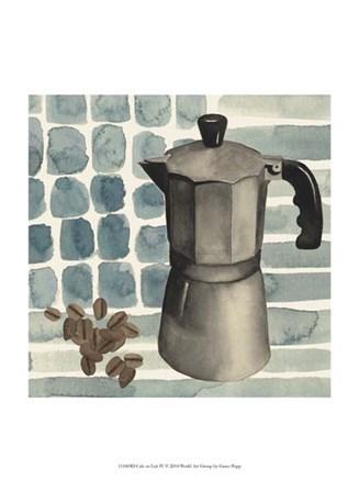 Cafe au Lait IV by Grace Popp art print