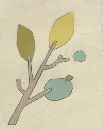 Simple Stems VI by June Erica Vess art print