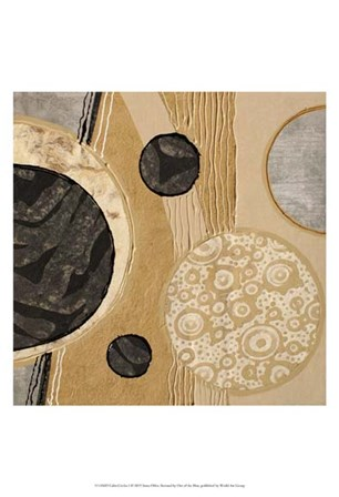 Calm Circles I by Irena Orlov art print