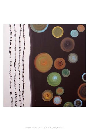 Balance III by Irena Orlov art print