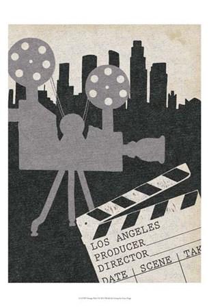 Vintage Film I by Grace Popp art print
