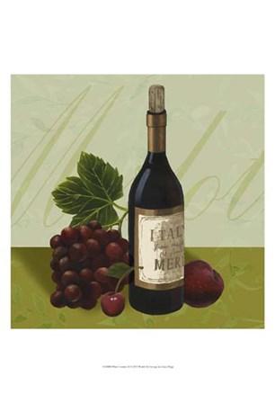Wine Country II by Grace Popp art print