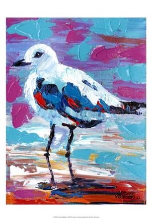 Seaside Birds II by Carolee Vitaletti art print