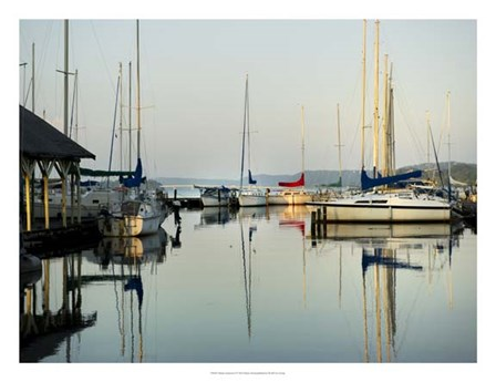 Marina Sundown I by Danny Head art print