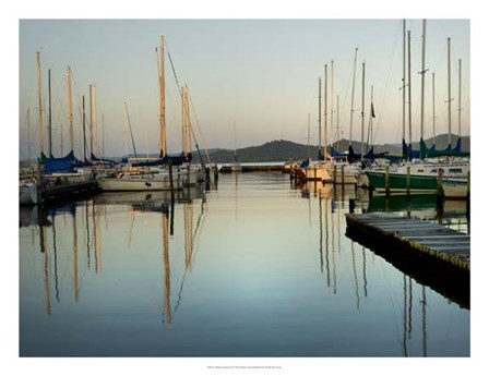 Marina Sundown II by Danny Head art print