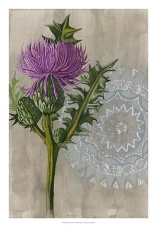 Bohemian Botanical II by Naomi McCavitt art print