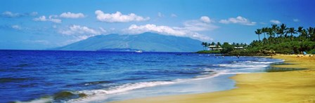 Kapalua Beach, Maui, Hawaii by Panoramic Images art print
