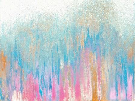 Bright Woods Horizontal by Roberto Gonzalez art print