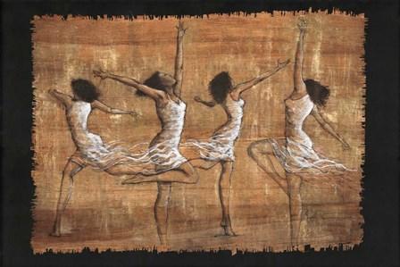 Rejoice! by Monica Stewart art print